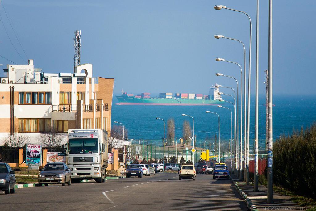 The city near the Black Sea... by ZiCompton