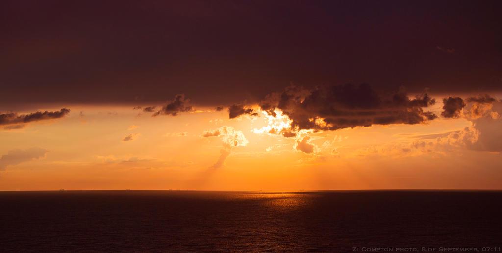 Morning Sunlight by ZiCompton