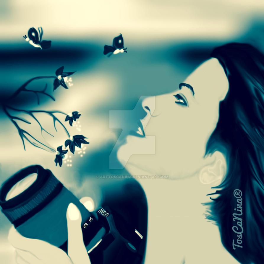 Melina by ArtToscanina