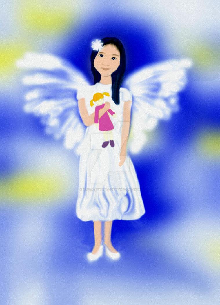 Angeline by ArtToscanina