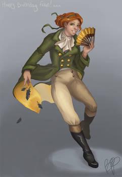 The Fabulous Penny Blackfeather