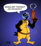 Hooked on Psycrow
