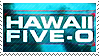 Hawaii Five-0 Stamp by ThatMonster