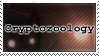 Cryptozoology Stamp by ThatMonster