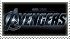 Marvel The Avengers Stamp by kaijupuppy