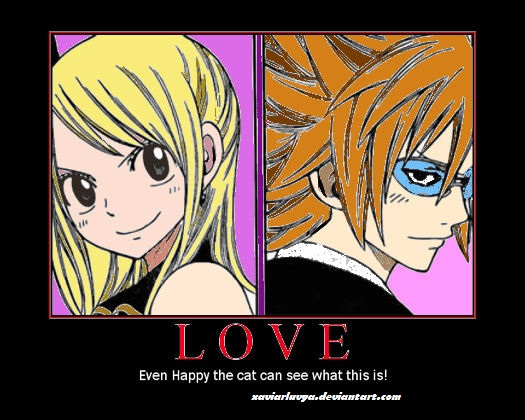 Fairy Tail Lucy X Loki Kiss Lucy loke lovu   183  lucy lokeFairy Tail Lucy And Loke Kiss