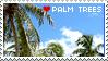 Palm Tree Stamp 2 by karastamps