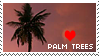 Palm Tree Stamp 5 by karastamps