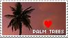 Palm Tree Stamp 5 by karastamps