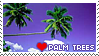 Palm Tree Stamp 6 by karastamps