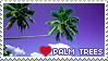 Palm Tree Stamp 6 by karastamps