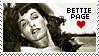 Bettie Page Stamp 5 by karastamps