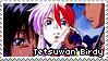 Tetsuwan Birdy Stamp 2 by karastamps