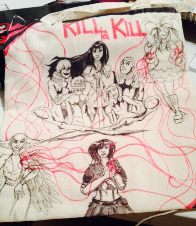 Kill La Kill Bag by ryuuwho