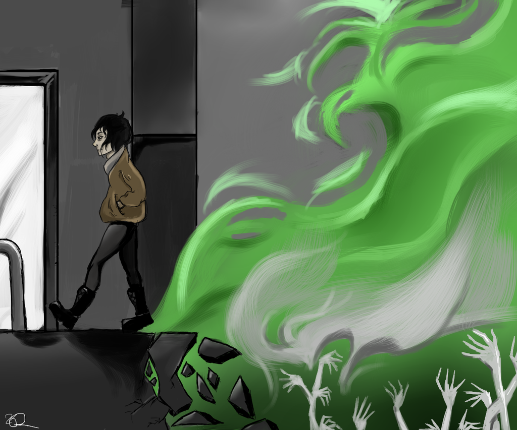 That Ghost Boy by ryuuwho