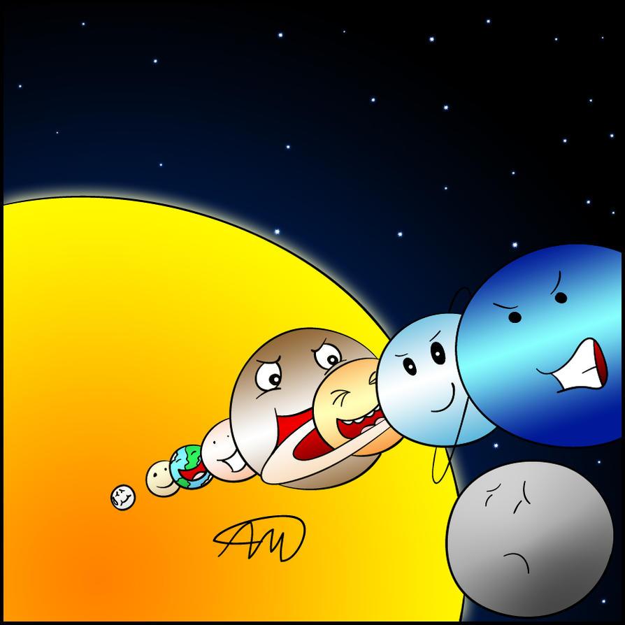 Happy Pluto Demoted Day! by belugatoons on DeviantArt