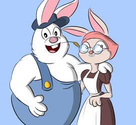 Pete and Linda