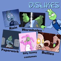 Ask Eema #30: Dislikes