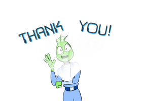 Eema thanks you! by belugatoons