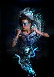 The Genie by Kaitlin73