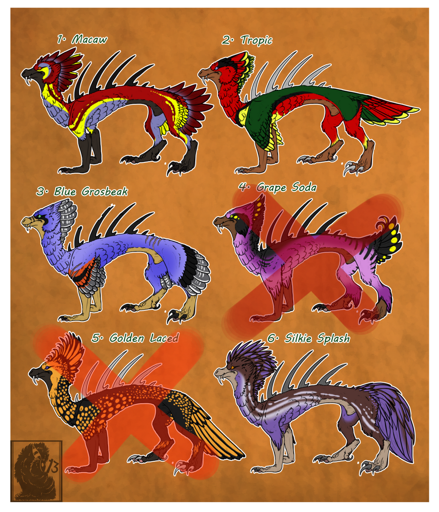 Flair drakes Offer to adopt! by Jeep-The-Dragon