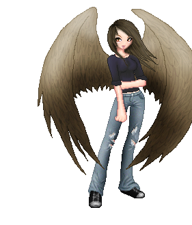 Maximum Ride : updated by Black-Obsidian