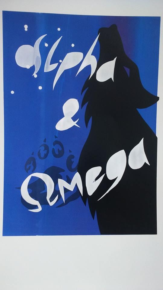Alpha & Omega by Black-Obsidian