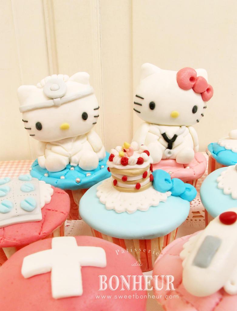 Fantastic Wallpaper Hello Kitty Nurse - hello_kitty_and_dear_daniel_cupcakes_by_strawberrystory-d65w6cb  Picture_323337.jpg