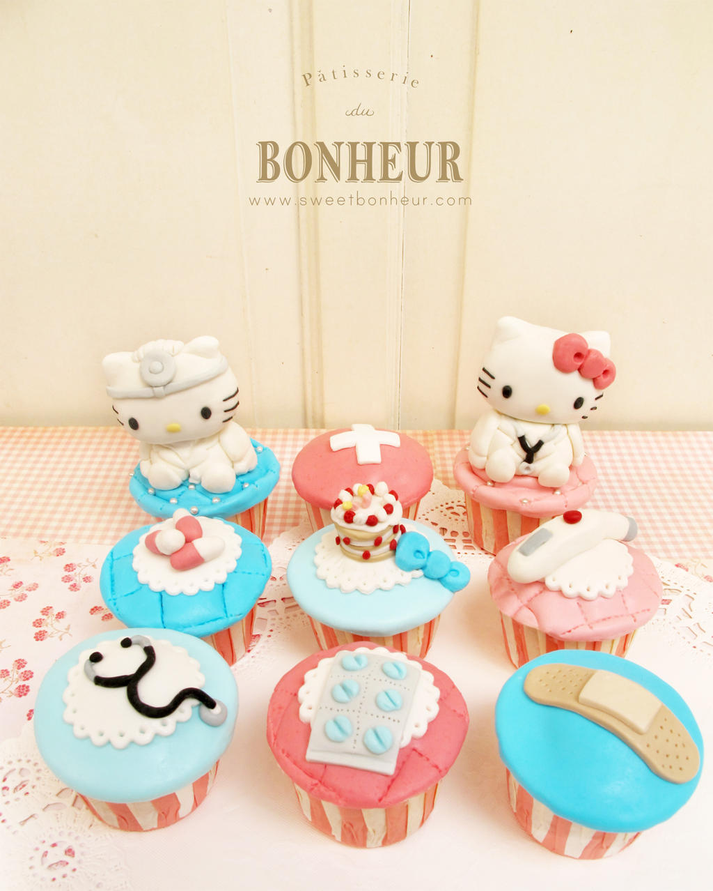 Wonderful Wallpaper Hello Kitty Cupcake - hello_kitty_and_dear_daniel_cupcakes_by_strawberrystory-d65w6yr  Picture_51162.jpg