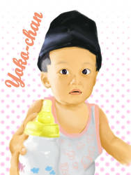 Yoko-chan by BlaztDesign