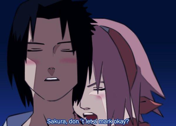 Sakura y Sasuke by Elizabethcr09 on DeviantArt
