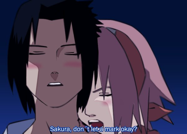 DeviantArt: More Like Sakura y Sasuke by Elizabethcr09