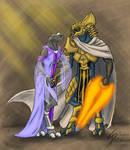 Thel and Kaeli