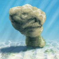 Stromatolith (Stromatolite)