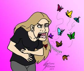 Damn butterflies