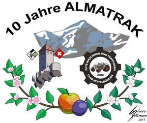 Logo ALMATRAK