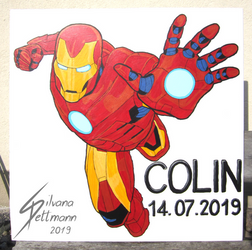 Ironman Colin