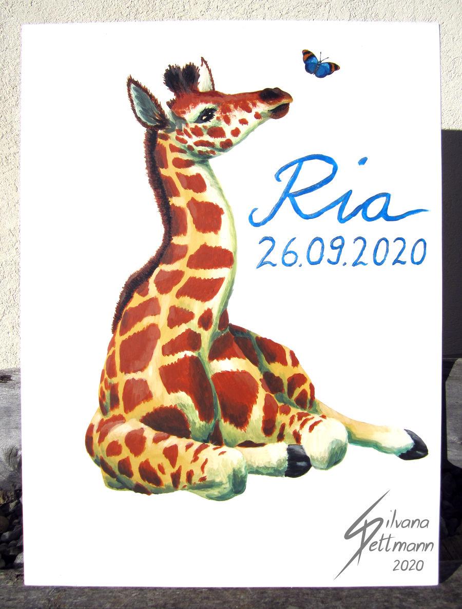 Ria Giraffe