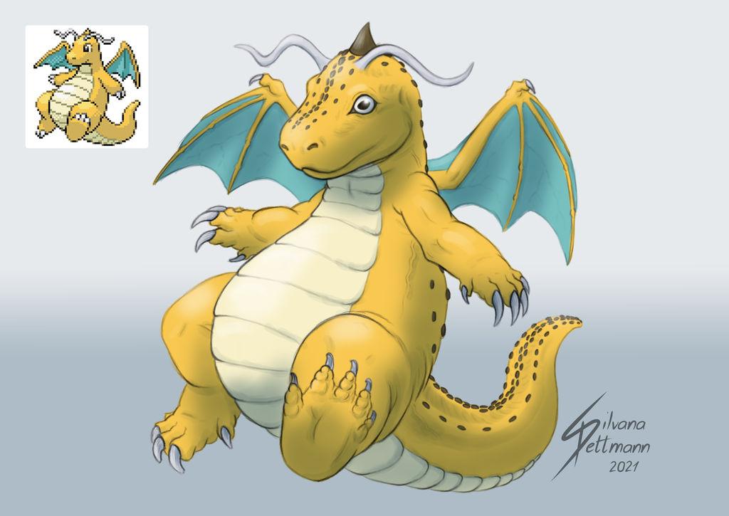 Dragonite Gen3