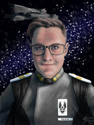 Commander Giesche by Dragunalb