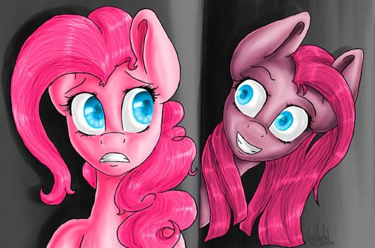 Pinkie Pie and Pinkamena