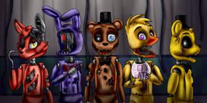 Broken, Old, Forgotten (Five Nights at Freddy's 2)