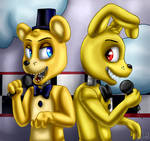 Just gold (Five Nights at Freddy's)