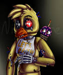 Nightmare Chica (Five Nights at Freddy's 4)