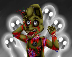 Trapped (remake) (Five Nights at Freddy's 3)