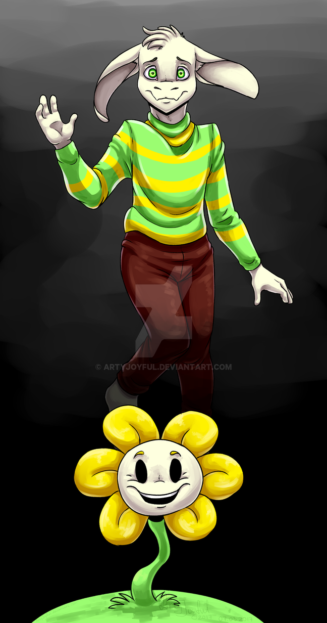 Your Best Friend (Undertale) By ArtyJoyful ...