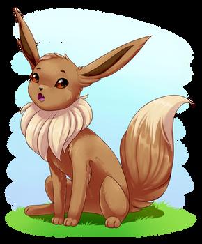 Eevee! (Pokemon)