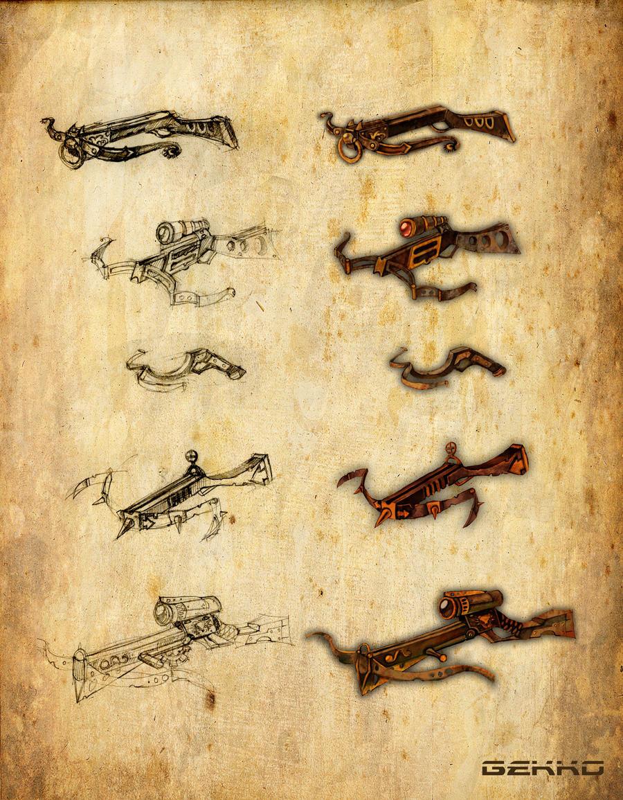 Crossbow design