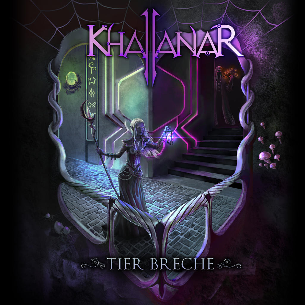 Khallanar: Tier Breche (cover)