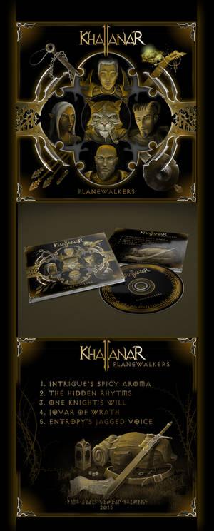 Khallanar: Planewalkers